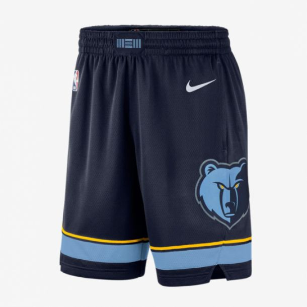 GRIZZLIES ICON SWINGMAN SHORT