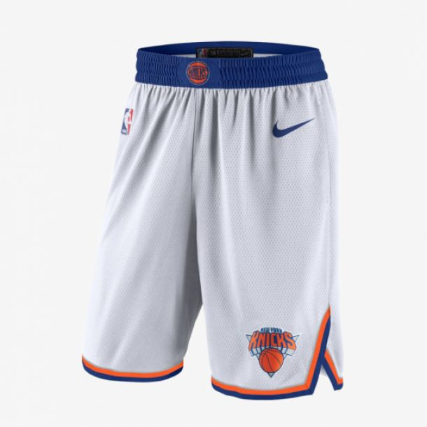 KNICKS ASSOCIATION SWINGMAN SHORT