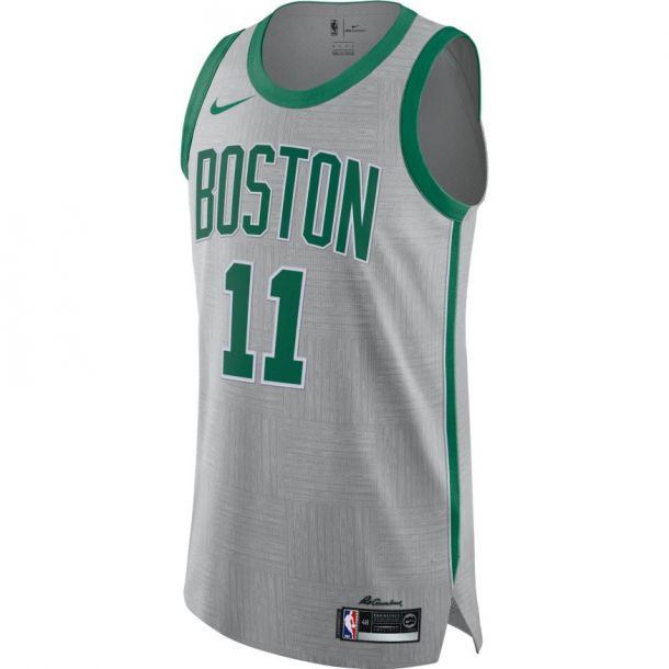 KYRIE IRVING CITY AUTHENTIC JERSEY