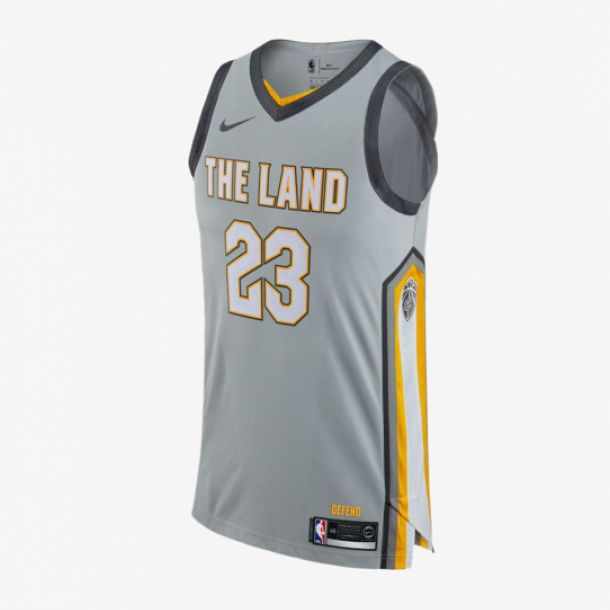 JAMES CITY AUTHENTIC JERSEY