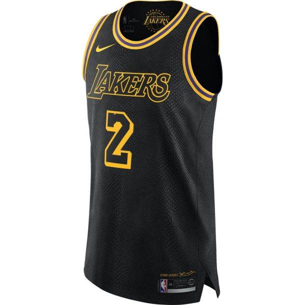 LONZO BALL CITY AUTHENTIC JERSEY