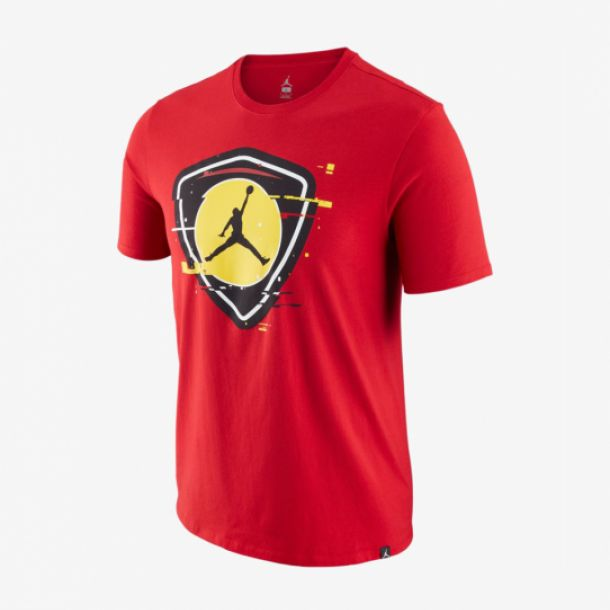LAST SHOT TEE GYM RED