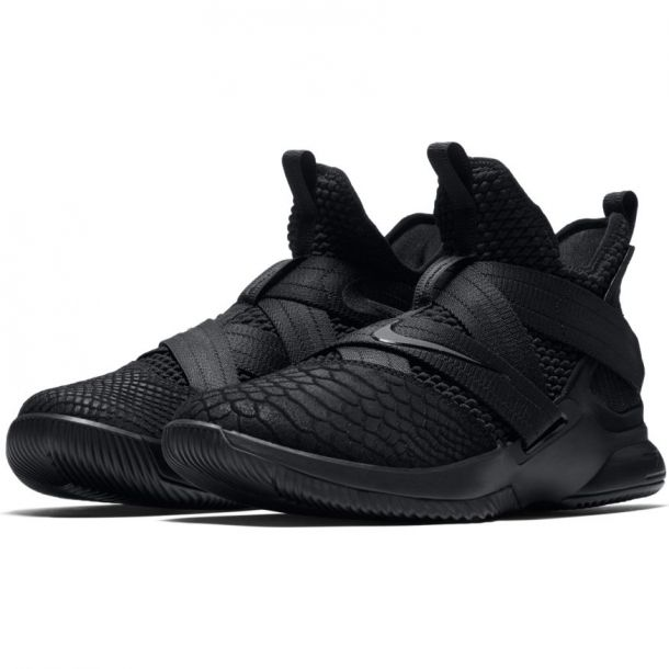 LEBRON SOLDIER XII SFG BLACK