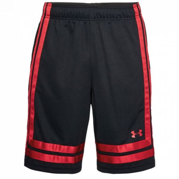 BASELINE 10IN SHORT 18 BLACK