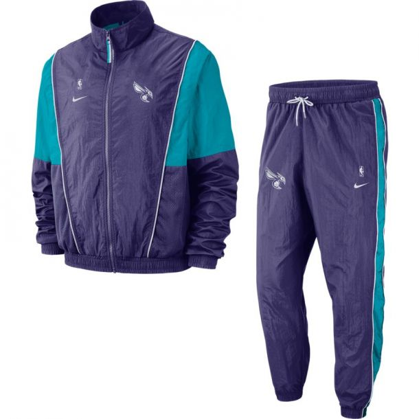 HORNETS COURTSIDE TRACKSUIT
