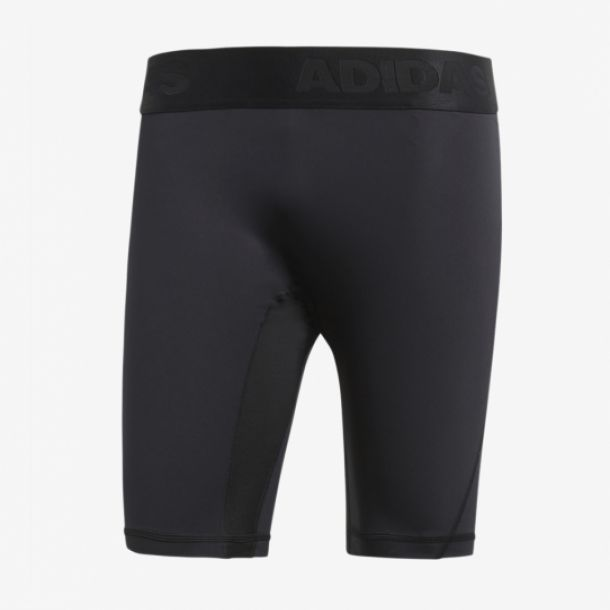 ALPHASKIN SHORT TIGHT BLACK