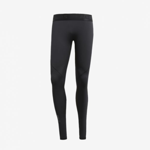 ALPHASKIN LONG TIGHT BLACK