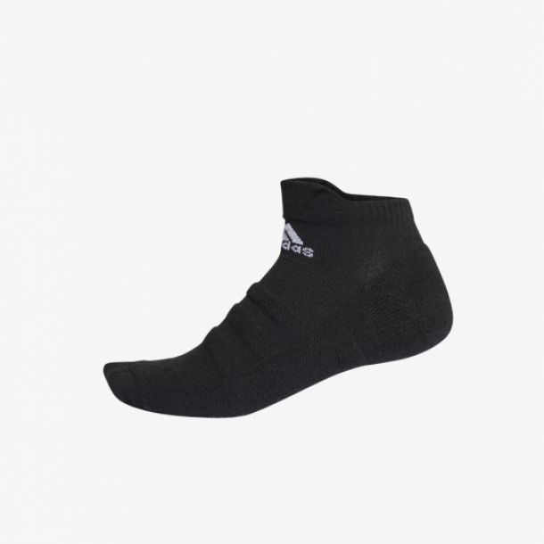 ALPHASKIN ANKLE SOCKS BLACK