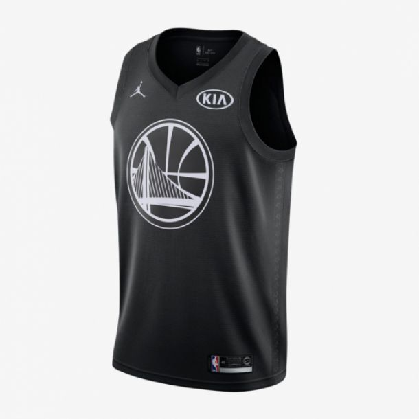 STEPHEN CURRY ALL STAR GAME SWINGMAN JERSEY