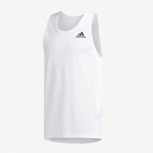 ACCELERATE TANK WHITE