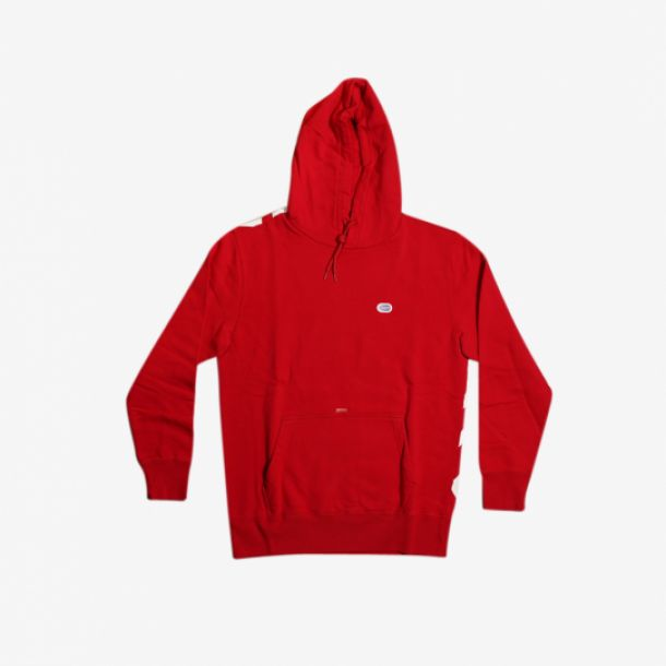 RNG BACK ALLOVER HOODIE RED