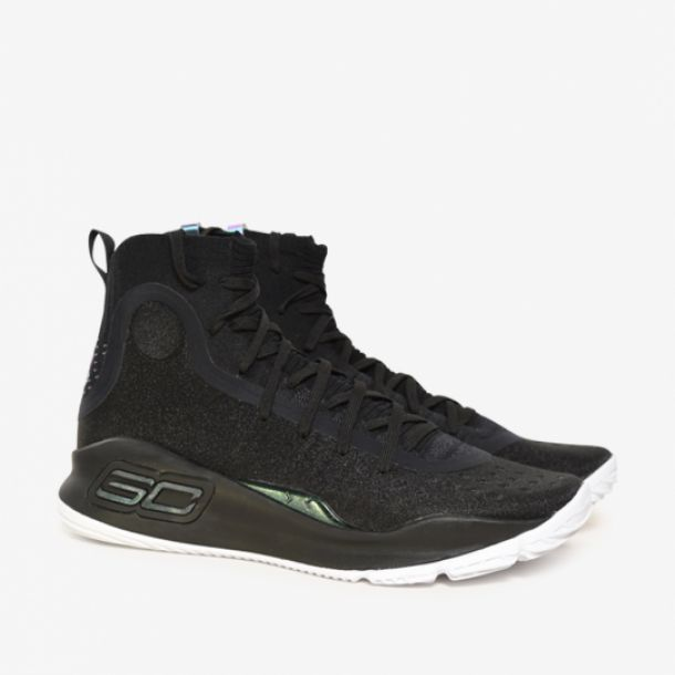 CURRY 4 BLACK