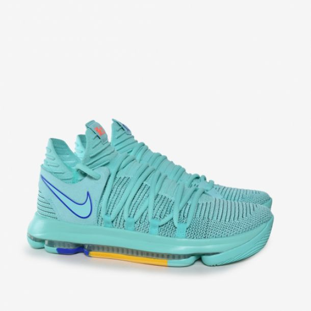 KD X HYPER TURQUOISE