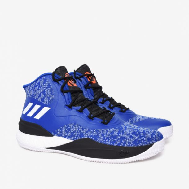 D Rose 8 Royal blue