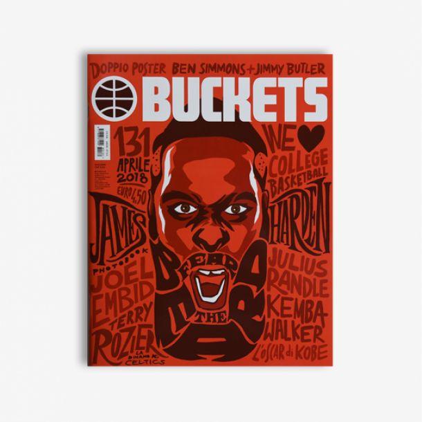 BUCKETS #131 APRILE 2018