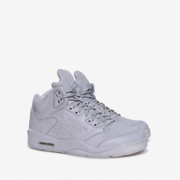 JORDAN V TAKE FLIGHT PURE PLATINUM