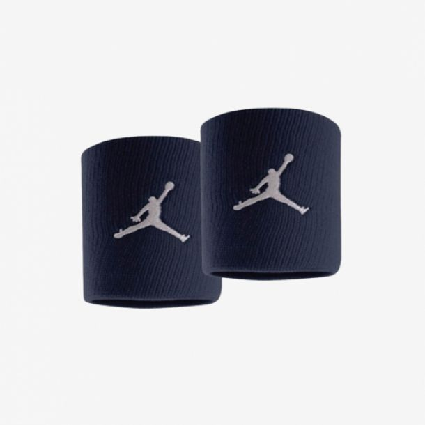 JORDAN WRISTBAND COLLEGE NAVY