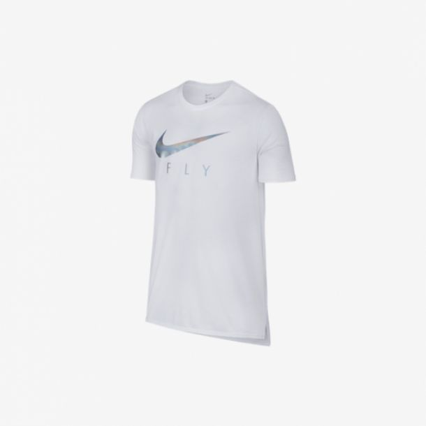 DROPTAIL  TEE SILVER