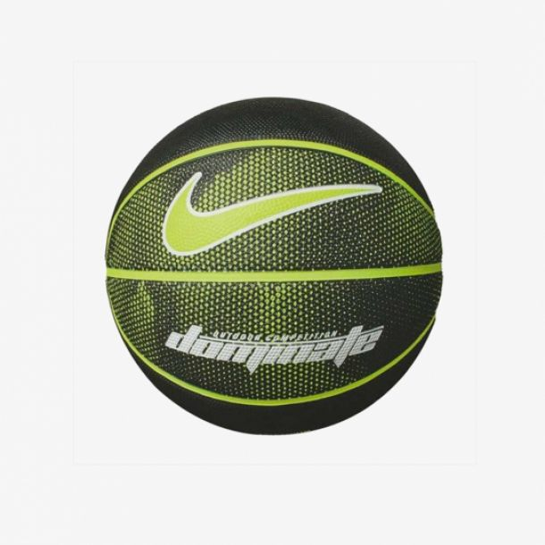 DOMINATE BASKETBALL BLACK VOLT
