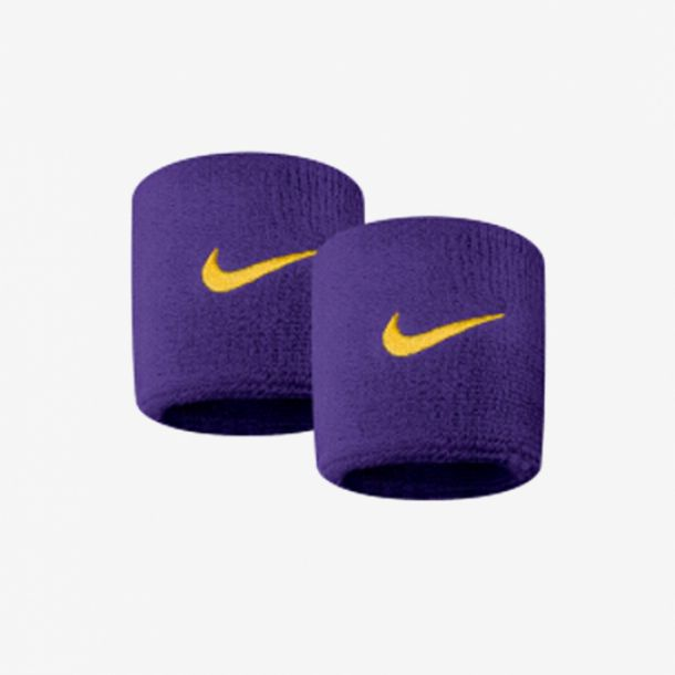 SWOOSH WRITBANDS FIELD PURPLE