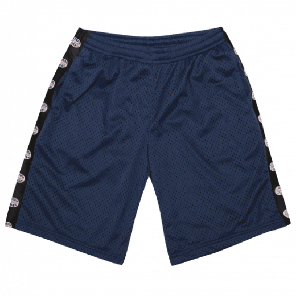 RUN&GUN PERFORATED SHORT ROYAL