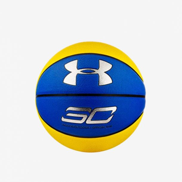 CURRY COMPOSITE BASKETBALL