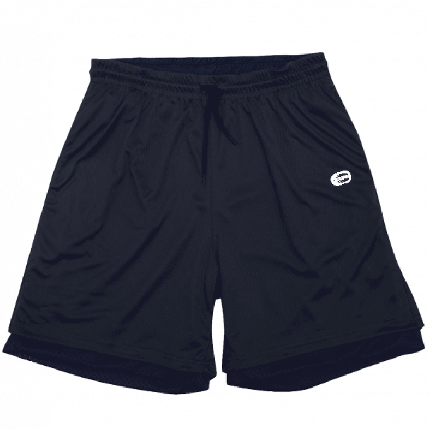 RUN N GUN REVERSIBLE SHORT ROYAL