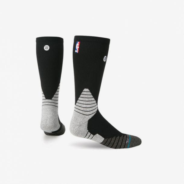 NBA SOLID CREW SOCKS