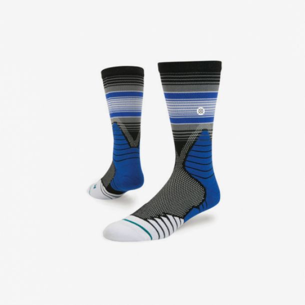 THREE POINT CREW SOCKS