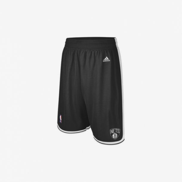 BROOKLYN NETS SWINGMAN SHORT