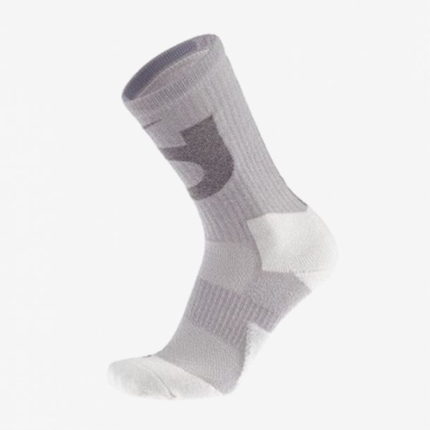 NIKE KD ELITE SOCKS GREY