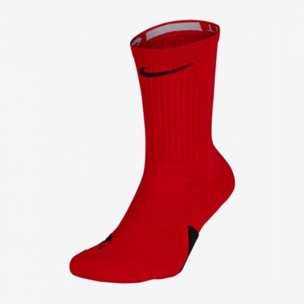 NIKE ELITE SOCKS RED