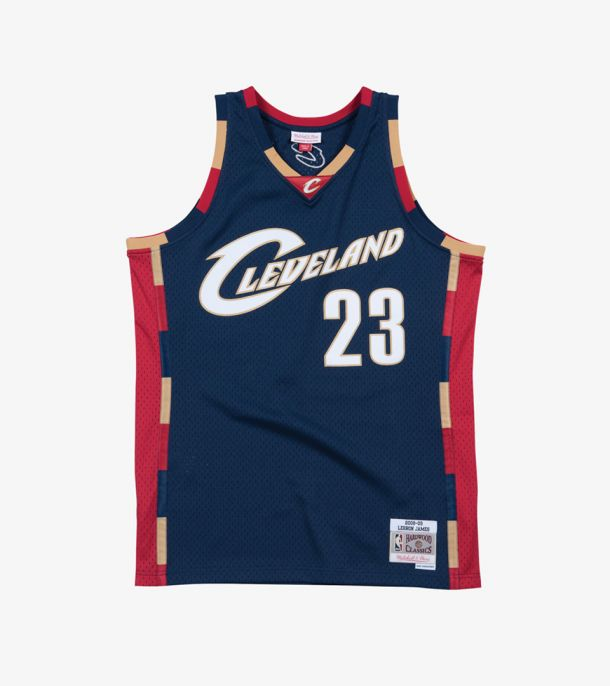 JAMES 08/09 SWINGMAN JERSEY