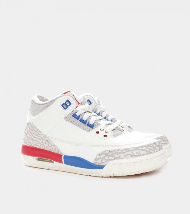 JORDAN III INTERNATIONAL FLIGHT BG