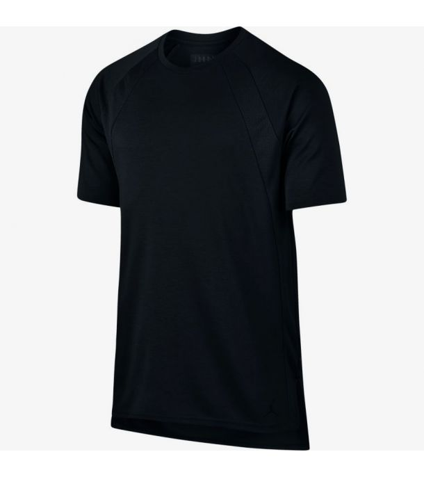 SPORTSWEAR TECH TEE BLACK
