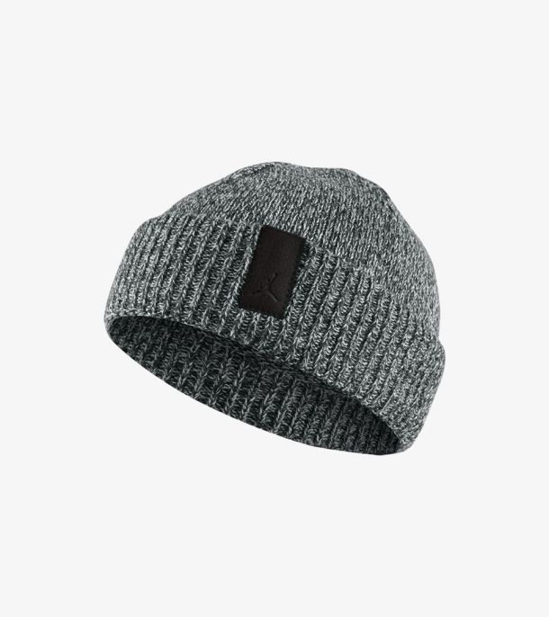 WATCH BEANIE GREY