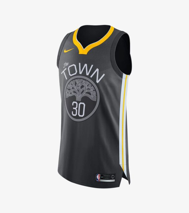 STEPHEN CURRY STATEMENT AUTHENTIC JERSEY