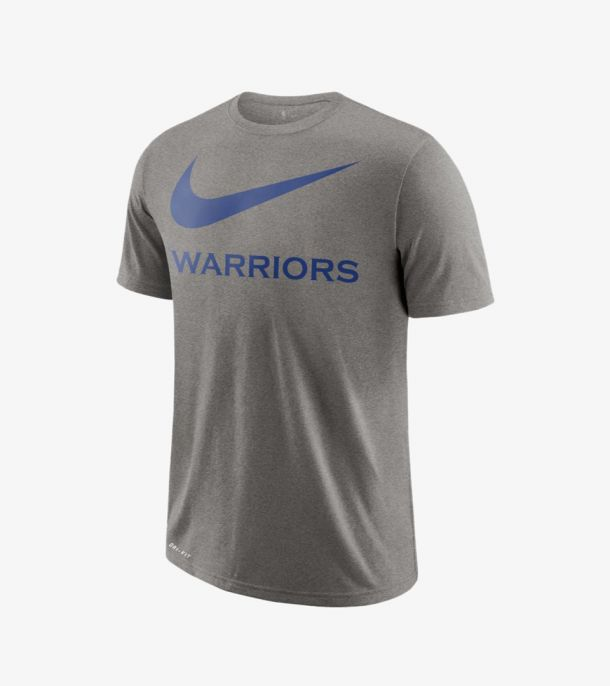 GOLDEN STATE WARRIORS SWOOSH TEE