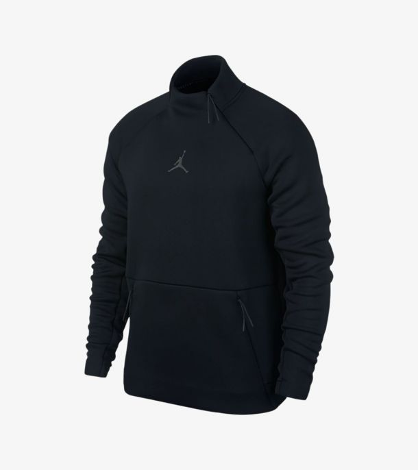 JORDAN THERMA SPHERE JACKET BLACK