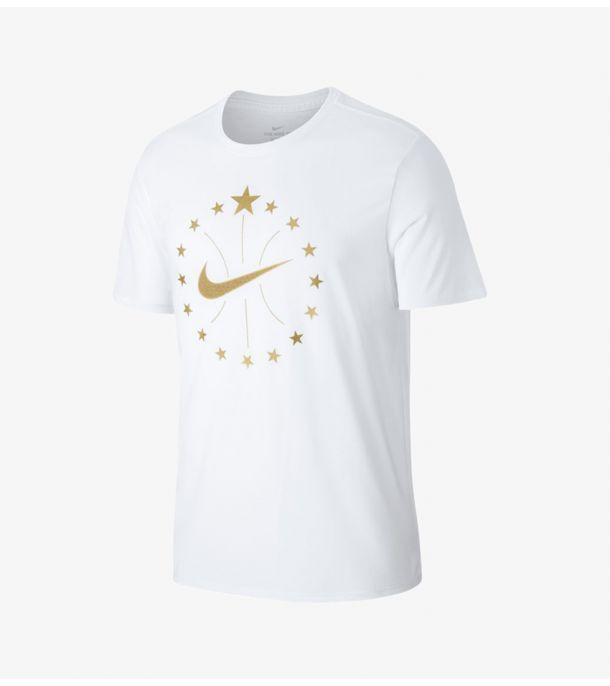 NBA 16 STARS TEE WHITE