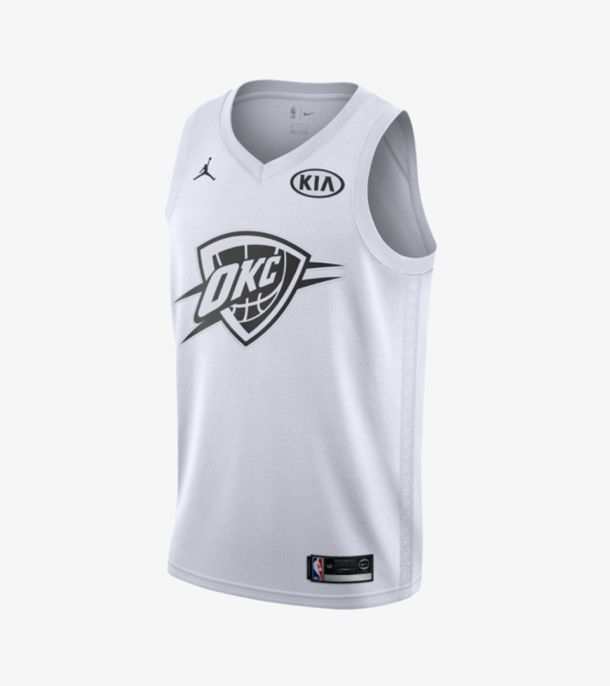 WESTBROOK ALL STAR SWINGMAN JERSEY