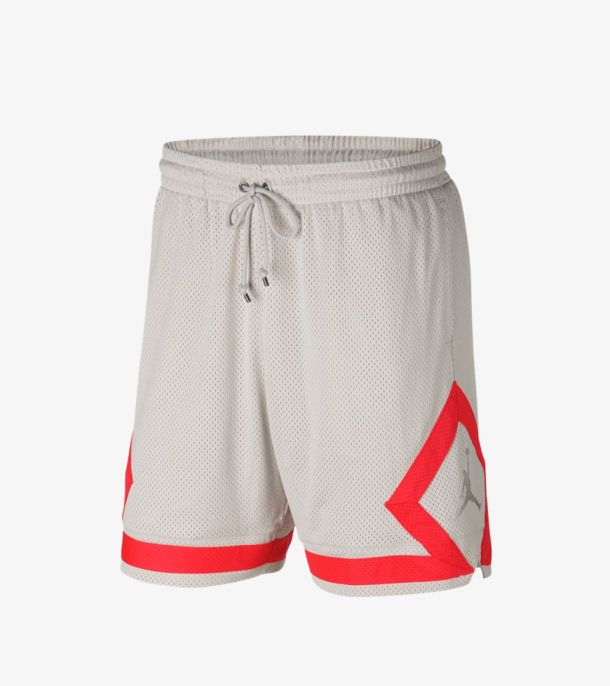 DIAMOND MESH SHORT DESERT SAND