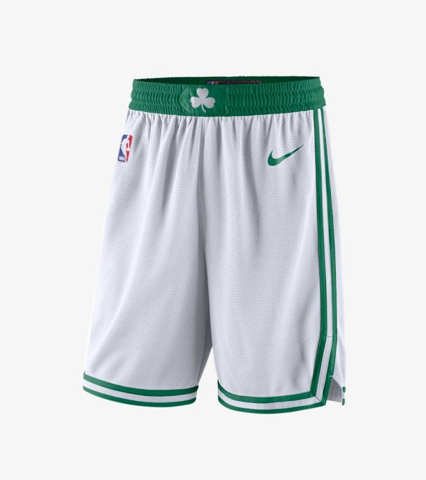 CELTICS ASSOCIATION SWINGMAN SHORT