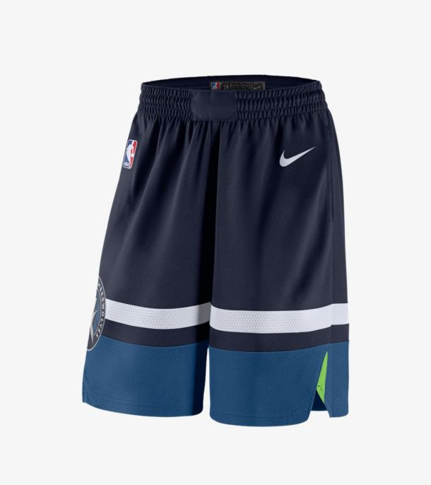 T-WOLVES ICON SWINGMAN SHORT