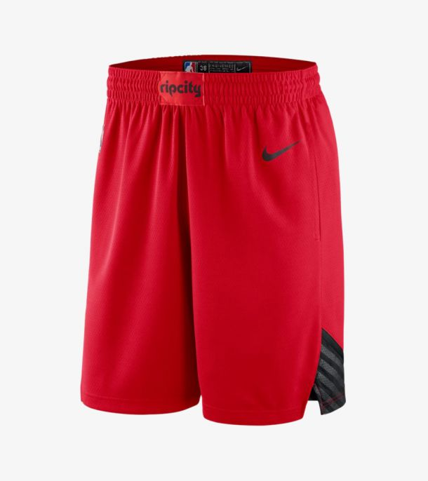 BLAZERS STATEMENT SWINGMAN SHORT