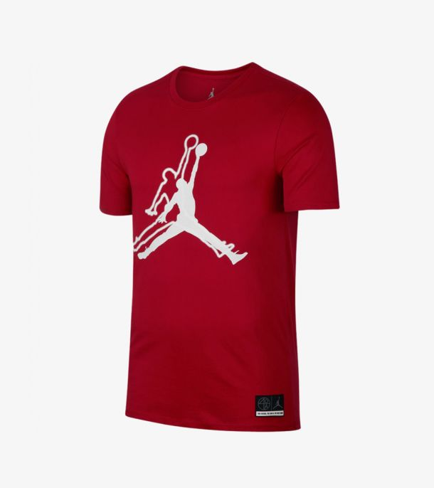 HE GOT GAME TEE RED