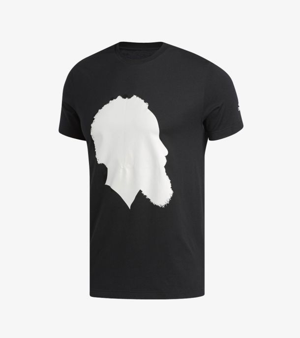 HARDEN SHADOW TEE BLACK
