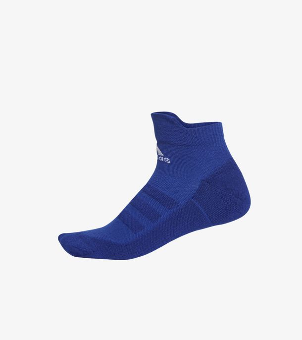 ALPHASKIN ANKLE SOCKS BLUE