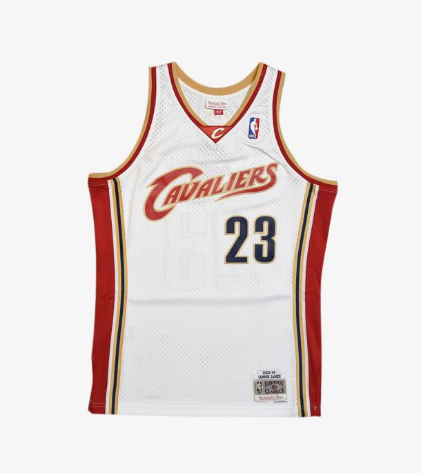 JAMES 03/04 SWINGMAN JERSEY