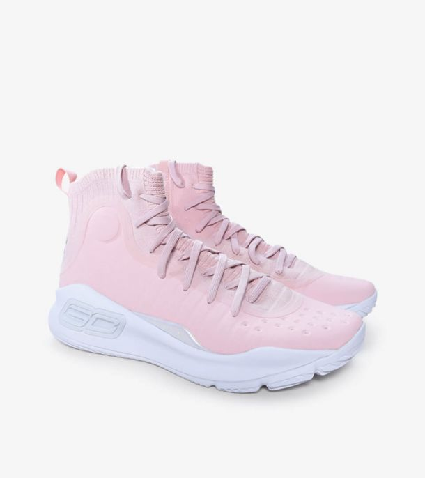 CURRY 4 FLUSHED PINK
